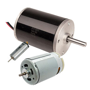 Ungeared Motors