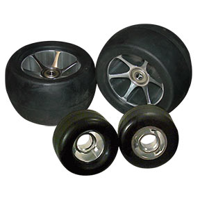 Yak Wheels