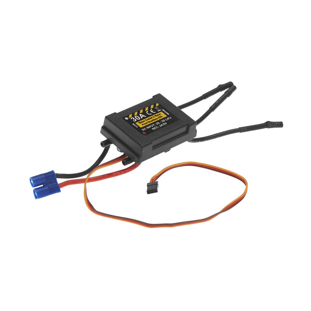 18113 30a Water Cooled Brushless Esc Barbwire Xl Boat Atkb8113 Wiring