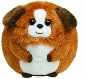 Ty Beanie Ballz Bandit - Dog (Small)