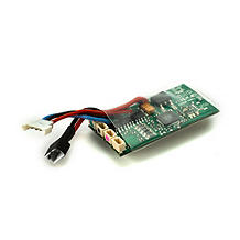 Blade Brushless Flybarless 3-in-1 Control Unit, Rx/ESC/Gyros: 130 X