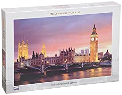 House of Parliament, London Puzzle