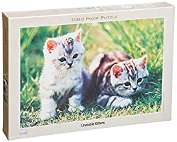 Loveable Kittens Puzzle 1000pc