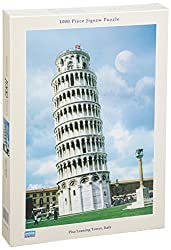 Leaning Tower of Pisa Puzzle 1000pc