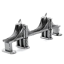 Brooklyn Bridge Metal Sculpture