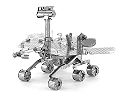 Mars Rover Metal Sculpture
