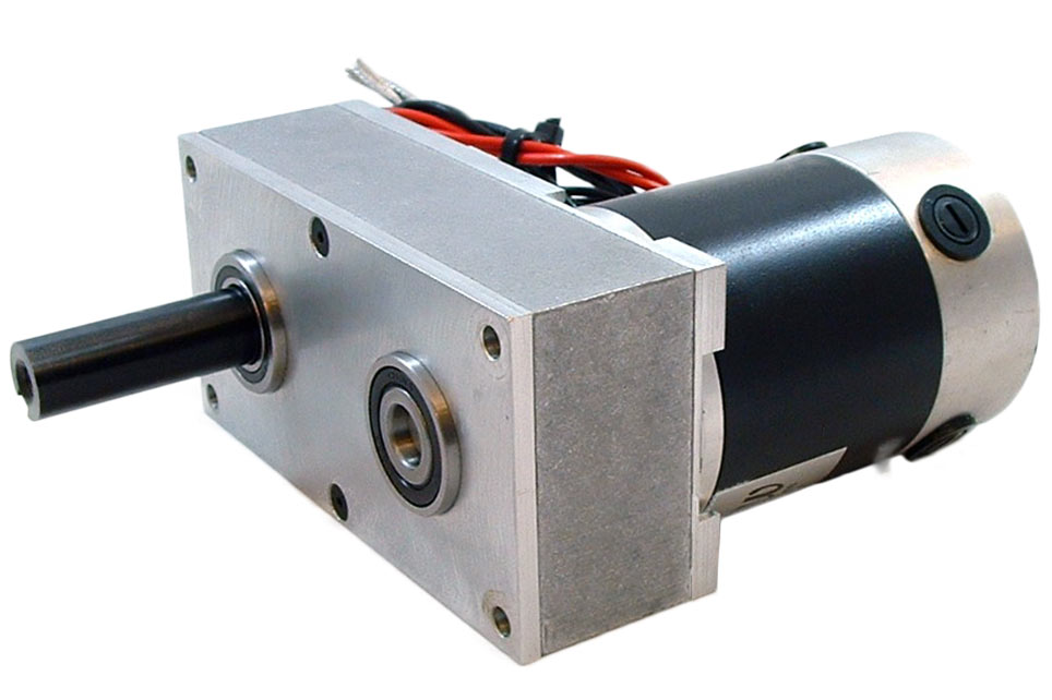 AmpFlow A28-150-F48 Motor and Reducer