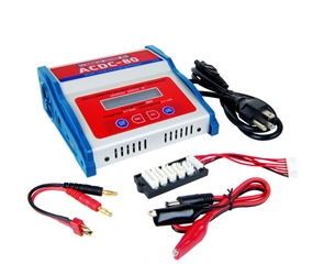 ACDC-80 Multi-Chemistry Balacing Charger
