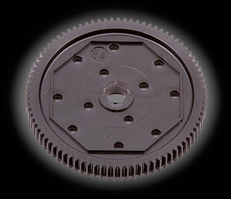 Associated Kimbrough 48 Pitch Spur Gear, 84T: B4/T4