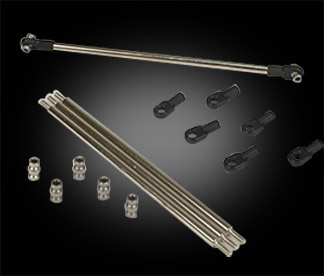 MINDS-i 6 Inch Four Link Suspension Bars