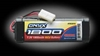 DuraTrax Onyx 1800mAh 7.2V Six Cell 6S NiCad Pack - Tamiya Connector