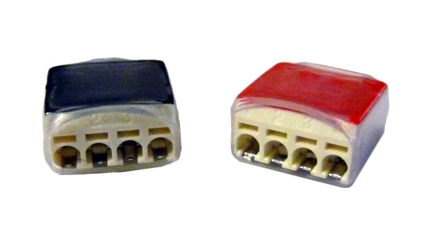 FingerTech Mini Terminal Block (pair)