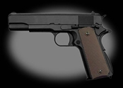 WE-Tech Full Metal 1911 Government / Military Airsoft GBB Gas Blowback Pistol