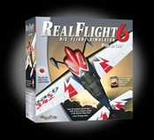 RealFlight 6 Mode 2 with Airplane Mega Pack - Mode 2