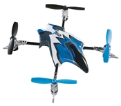 Heli-Max Canopy Set with Blades - Blue 1SQ/1SQ V-Cam