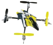 Heli-Max Canopy Set with Blades - Yellow 1SQ/1SQ V-Cam