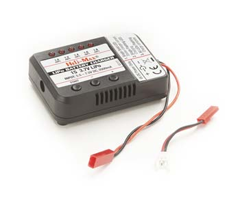 Heli-Max 1S LiPo Battery Charger 230Si Quadcopter