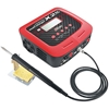 Hitec X2 AC Pro 2 Port AC/DC Multi-Charger with Built-In Soldering Station