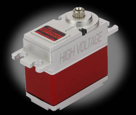 JR DS8717HV High Voltage Ultra Speed Servo