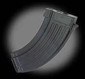 King Arms No Winding 110 round Mid-Cap Magazine for AK Series Airsoft AEG