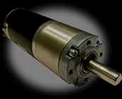 139:1 Planetary Gearmotor with Extended Back Shaft