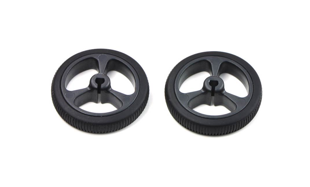Pololu Wheel 32 x 7mm Pair - Black