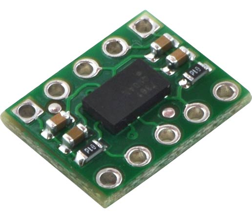 MMA7361L 3-Axis Accelerometer ±1.5/6g