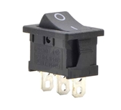 10A Rocker Switch 3-pin, SPDT