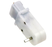 180:1 90-Degree Mini Plastic Gearmotor