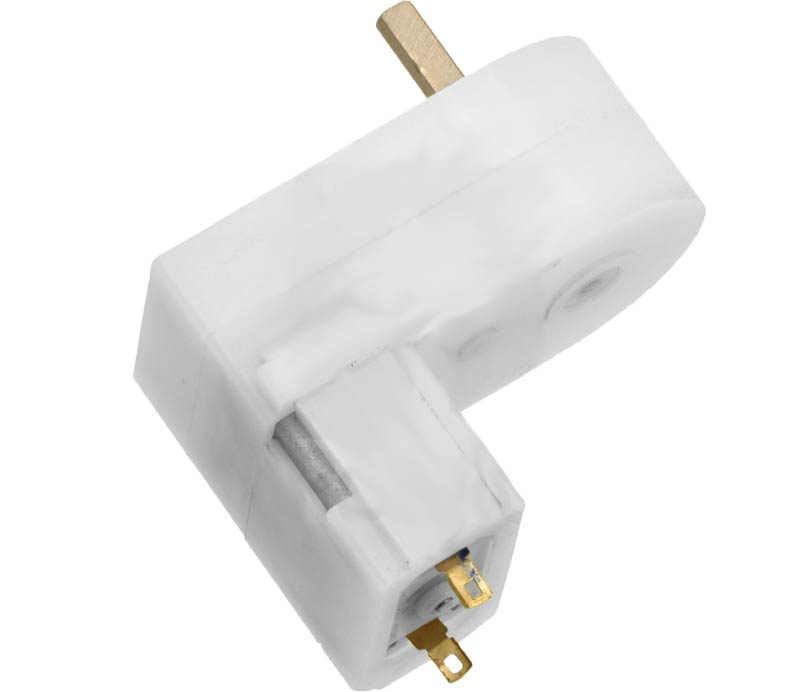 180:1 Offset Shaft Mini Plastic Gearmotor
