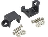 Micro Metal Gearmotor Bracket  - Set of Two