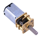 298:1 Micro Geared Motor HP