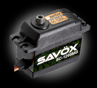 Savox SC-1268SG High Torque High Voltage Servo
