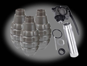 Thunder B Co2 Airsoft Paintball Simulation Sound Grenade