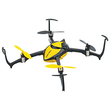 Dromida Verso RTF quadcopter (Yellow)