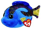 TY Beanie Boos - Aqua the Blue Fish (Small)