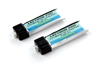 Lectron Pro 80mAh 1S 3.7V 15C LiPoly 2-Pack - Blade Scout