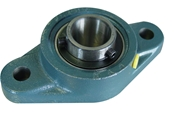 1-3/8 inch bore UCFL 2-bolt Flange Mount Bearing