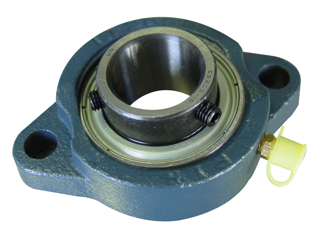 3/4 inch bore BLF 2-bolt compact Flange Mount Bearing