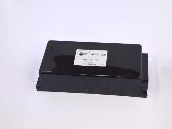 4QD-200 24V-60V 300A Speed Controller
