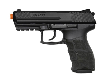 Heckler & Koch P30 Full Size Airsoft Electric Blowback Pistol