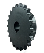 1/2 pitch Type B Sprocket - 23 teeth, 1-1/8 inch bore