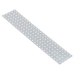 VEX Robotics Steel Plates 25x5, 4-pack