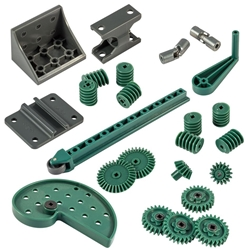 VEX Robotics Advanced Mechanics and Motion Kit