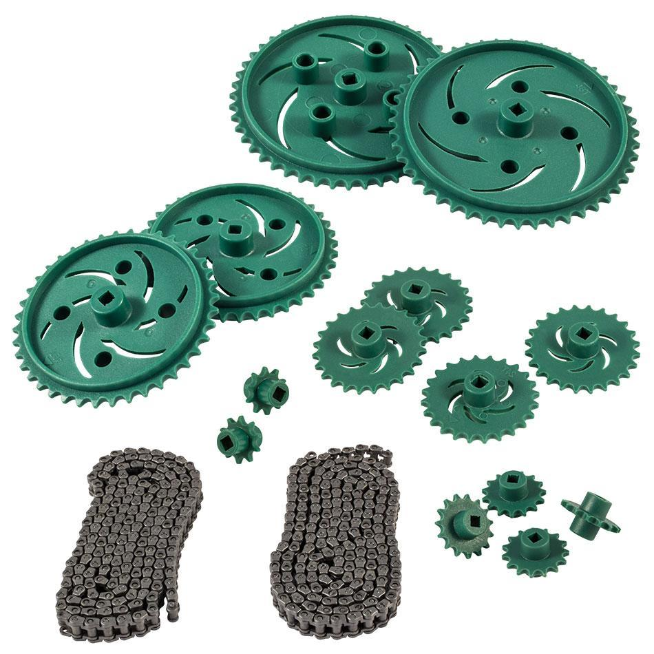 VEX Robotics Sprocket and Chain Kit