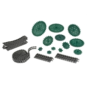 VEX Robotics High Strength Sprocket and Chain Kit