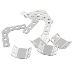 VEX Robotics 90-Degree Gusset Set, 4-pack