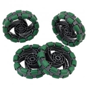 3.25 Omni-Directional Wheel (4-Pack)