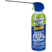 Blow Off Duster Can of Air Removes Dust and Debris Canned Air 10 oz.