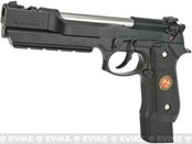 WE-Tech Barry Burton Custom Biohazard M9 Limited Edition Gas Blowback Pistol